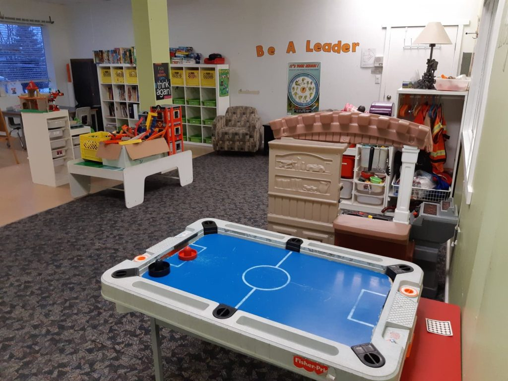 Schools and Daycare Centers