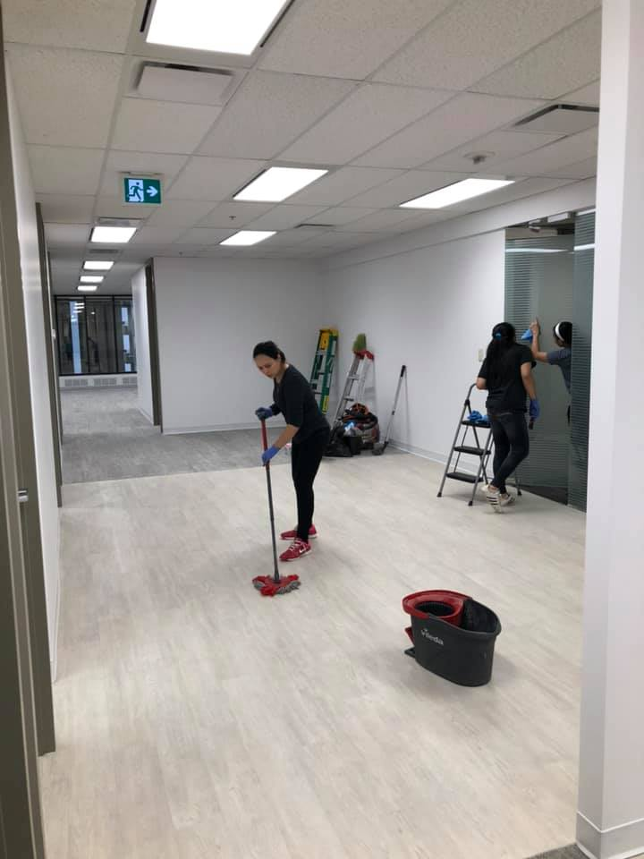 calgary's licensed professional cleaning services